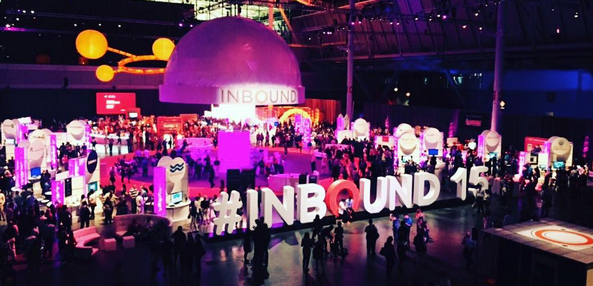 #inbound15 Marketing Lesson: Being Vulnerable Connects