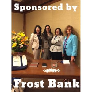 Frost Bank sponsors GoodBuzz Solutions