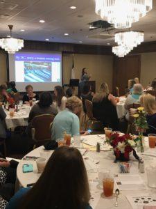 Lauren Day, GoodBuzz Solutions president speaks to Women in Energy
