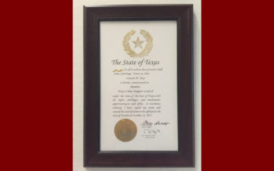 Governor Abbott Appoints President Lauren Day to State Board