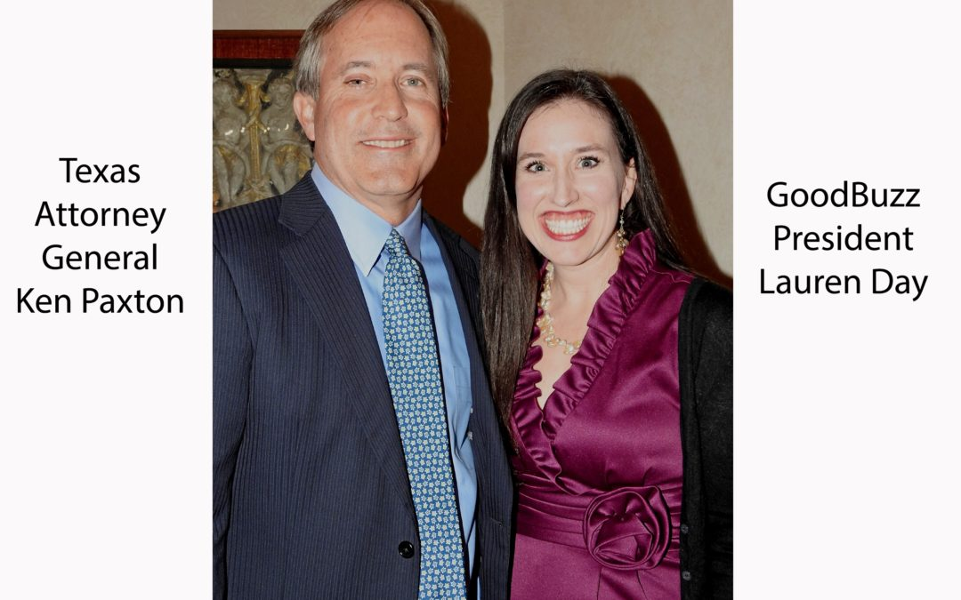 Home Dinner Party Fundraiser with Texas Attorney General Ken Paxton