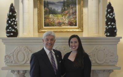 $50k Raised at Home Dinner with Congressman Roger Williams